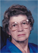 Mildred E.  Kersey (Noble)